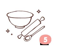 5.協助用具清洗並歸還